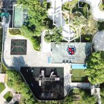 Overhead view of David Exodus Kindergarten