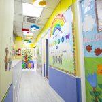 David Exodus Kindergarten hallway 2019