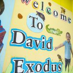 Welcome to David Exodus board